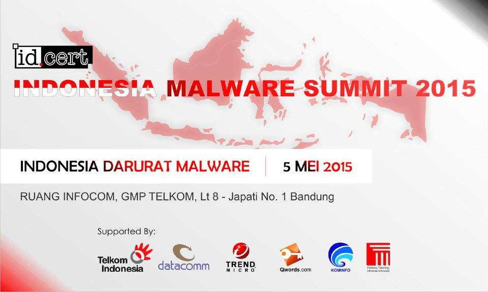 indonesia malware summit