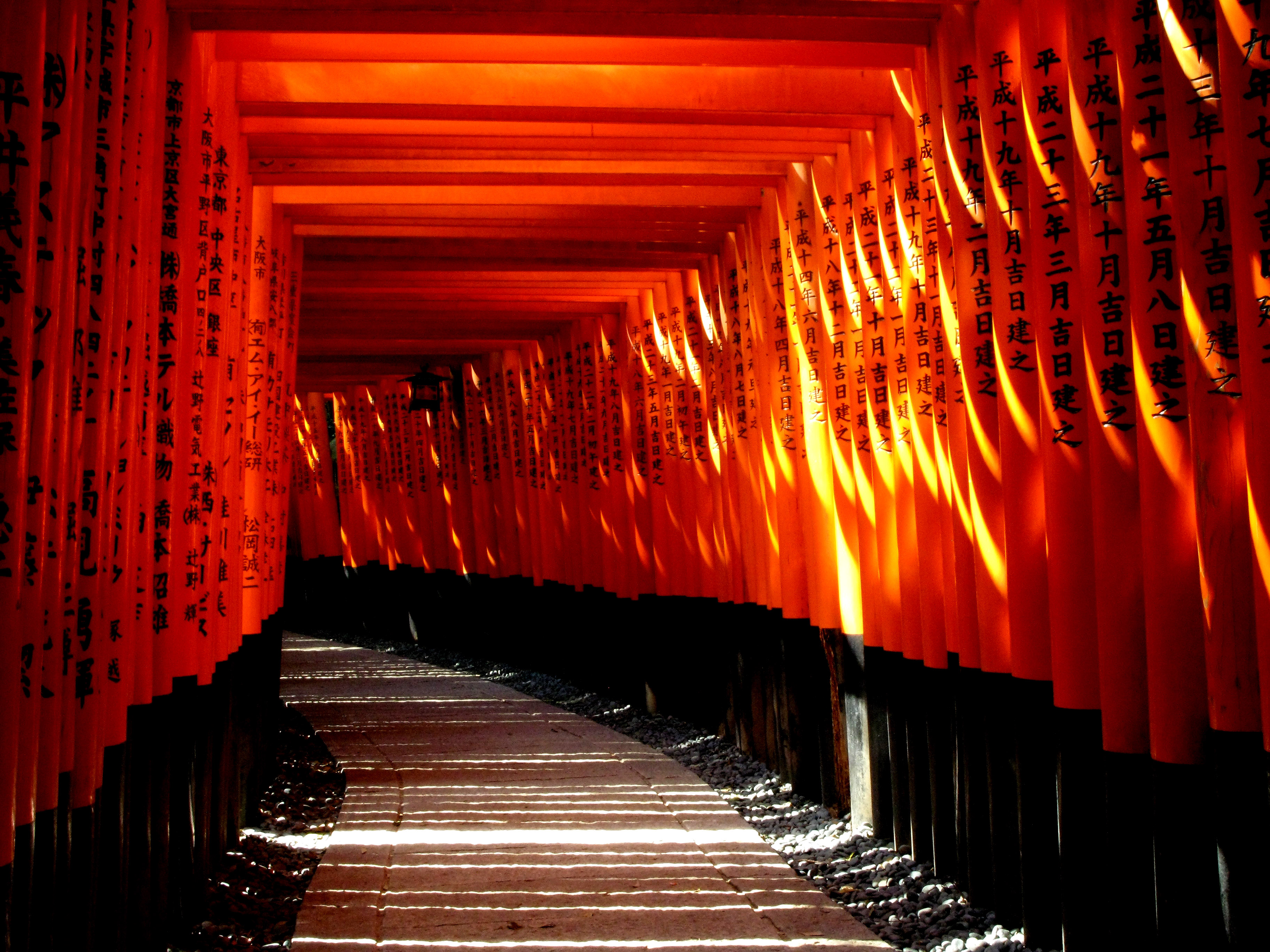 from https://commons.wikimedia.org/wiki/File:Fushimi_Inari-taisha_sembon-torii.jpg copyright M338