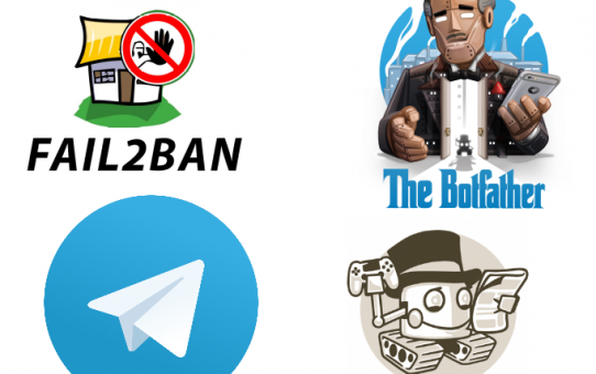 Fail2ban dan Telegram