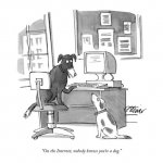 peter-steiner-on-the-internet-nobody-knows-you-re-a-dog-new-yorker-cartoon