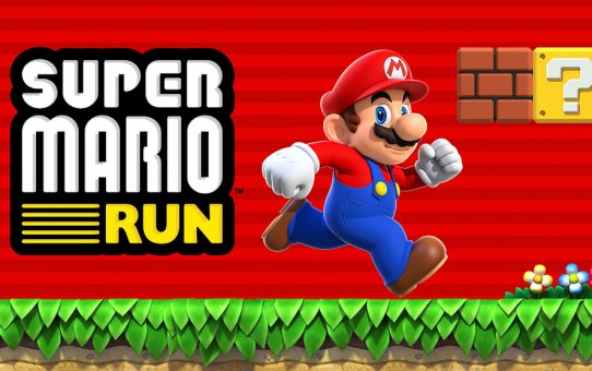 Super Mario Run palsu