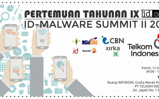 Draft Press Release Malware Summit