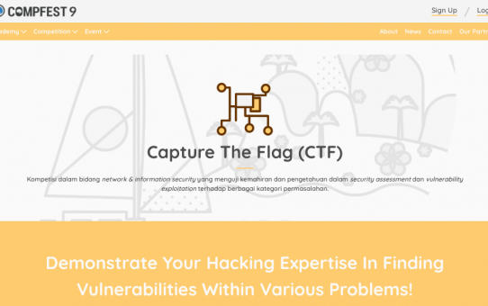 capture the flag compfest