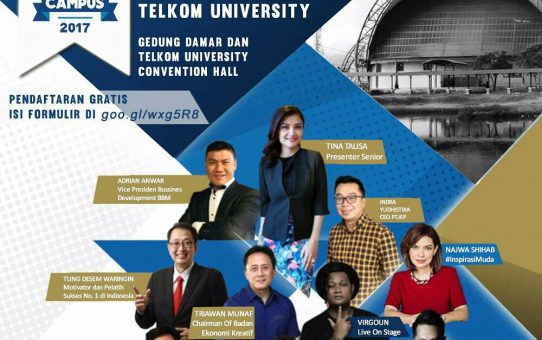 Emtek Goes to Campus Tel-U