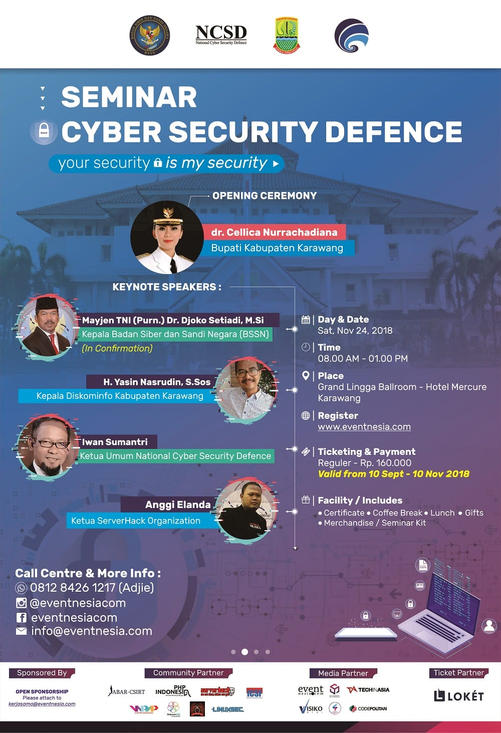 Seminar Cyber Security Defence