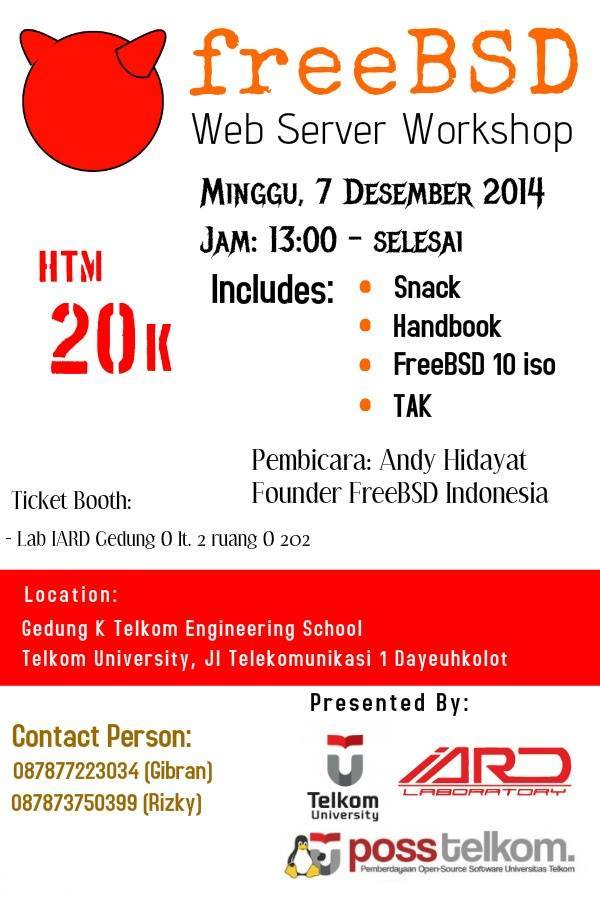 freebsd workshop